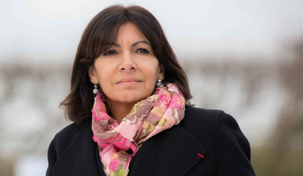Anne Hidalgo, Mayor of Paris, courtesy of 20minutes.fr