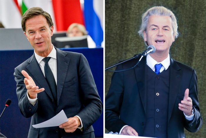 DUTCH ELECTION DEBACLE: IMMIGRANT BASHING LEADS IN POLLS