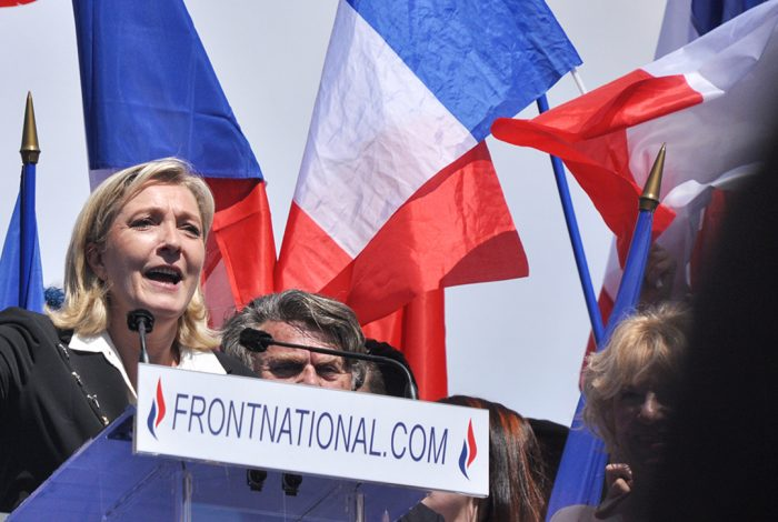 WILL LATEST FRENCH TERROR ATTACK HELP FRANCE'S FAR-RIGHT CANDIDATE?