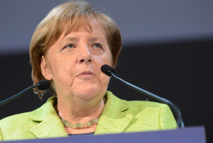 NO DRAMA MERKEL: LEADER OF FREE WORLD CRUISES TO REELECTION